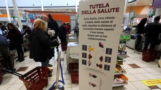 Firenze coronavirus: un po' di indirizzi per la spesa a domicilio