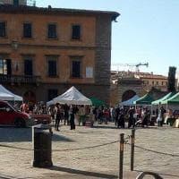 Firenze coronavirus: sui social la foto di piazza del Carmine che preoccupa la gente
