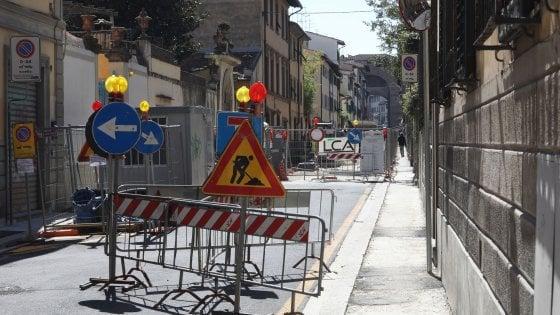 """Firenze, overdose di rumore: """"Fermate i lavori in via dei Serragli"""""""