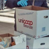 Unicoop Firenze: in tutti i punti vendita, l'angolo della spesa sospesa
