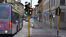 Firenze, più sicurezza per ciclisti e pedoni con i nuovi lampeggianti