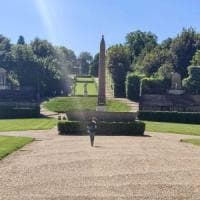 Firenze fase 2, Giardino di Boboli: in duemila nel weekend