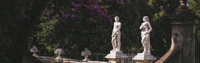 Firenze, il 2 giugno riapre il parco di Villa Bardini   foto