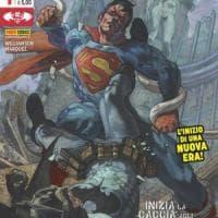 Firenze, Batman e Superman entrano nell'Accademia
