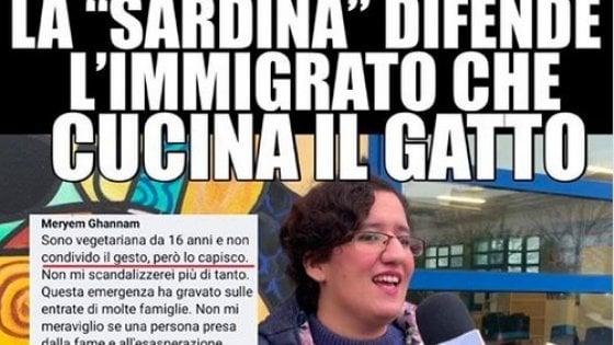 """Pisa, insultata e minacciata una militante delle Sardine: """"Beduina torna al tuo paese"""""""