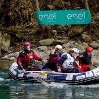 Torrente Lima, a Bagni di Lucca ricomincia il rafting