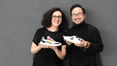 Le eco sneaker dagli scarti della frutta: il sogno green di Id Eight