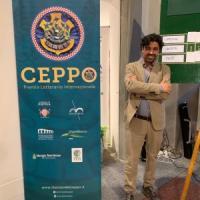 Pistoia, la lectio di Federico Pace, vincitore del Premio Ceppo Selezione