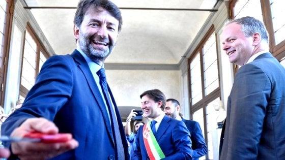 """Firenze, Uffizi: il direttore sul ritorno dei saggi: """"Bene che siano tornati dall'Aventino"""""""