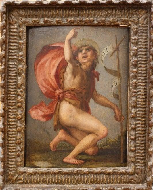 L'ultima opera di Rosso Fiorentino nella maxi donazione del professor Carlo Del Bravo agli Uffizi