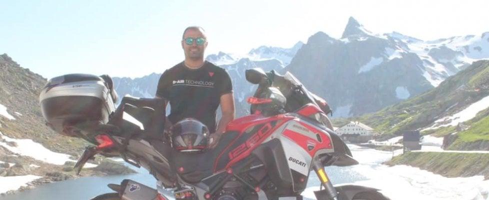 Arezzo, muore nell'incidente in moto a 33 anni