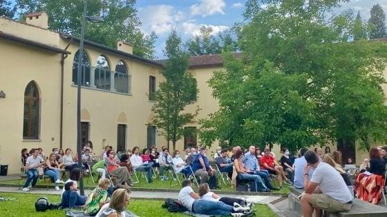 Firenze, l'estate del Conventino fra libri, apericene e lezioni di yoga