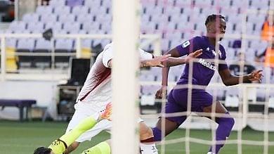 """Fiorentina, Kouamé: """"Sorrisi, gol e sogni per crescere e battere il razzismo"""""""