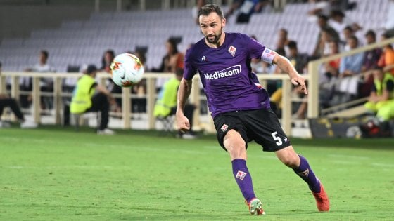 Fiorentina, ultima di campionato e Badelj dà l'addio