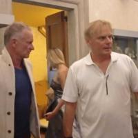 Sting e Zucchero tra il pubblico per il concerto del flautista amico, Andrea Griminelli