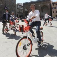 Firenze, sono arrivate le nuove biciclette elettriche: come affittarle
