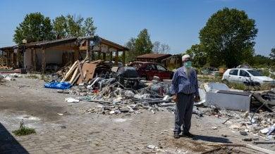 Firenze, vi raccontiamo la storia del grande campo rom smantellato dopo 32 anni -   Foto