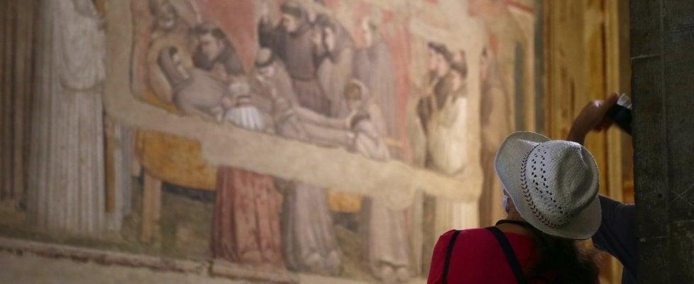 Firenze, Santa Croce: i nuovi orari, riaperta per tutti la Cappella Pazzi