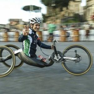 Siena, perizia Zanardi: la handbike funzionava bene