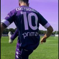 Fiorentina, il debutto di Castrovilli con la maglia numero 10 e i più grandi che lo hanno preceduto