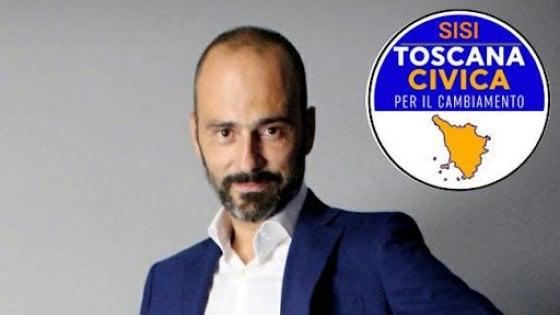 """Elezioni regionali Toscana, il Pd: """"Candidato di Forza Nuova a Siena nella lista per Ceccardi"""""""