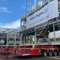 A Carrara completati dal Nuovo Pignone i due giganti industriali in partenza