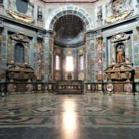Firenze, così la nuova illuminazione delle Cappelle Medicee