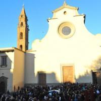 Firenze, il priore di Santo Spirito sventa un furto in chiesa