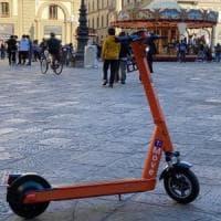 Firenze, monopattini elettrici, arriva l'invasione:
