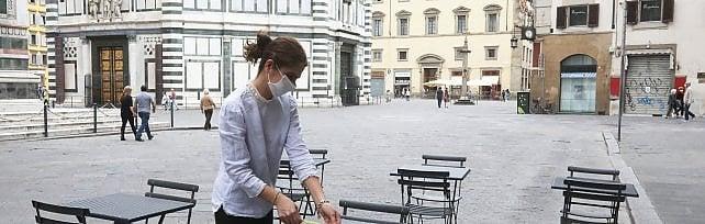 Firenze, crollo degli incassi nelle trattorie del centro storico