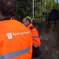 Rischia di chiudere il cementificio Testi di Greve: la protesta dei lavoratori di fronte ai monumenti di Firenze