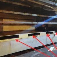 Chili di droga sul camion della finta ditta di traslochi a Firenze: su un