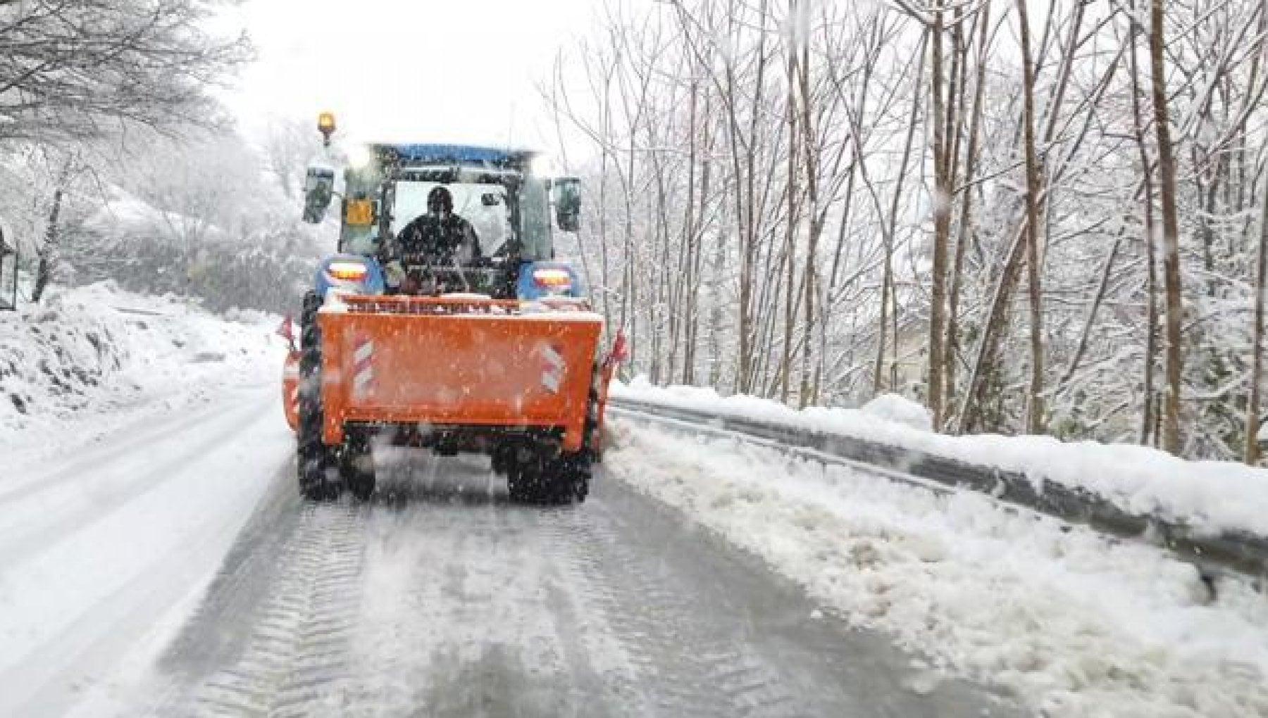 Firenze, nuova allerta meteo per neve sulle colline - la ...
