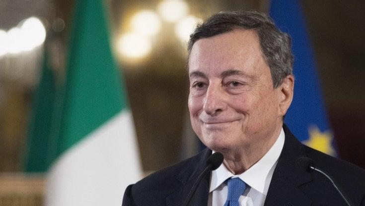 Il commento. Draghi, il governo dei due Presidenti