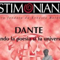 Testimonianze, un numero monografico dedicato a Dante