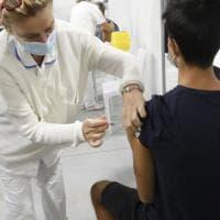 Toscana,  soluzione fisiologica invece del vaccino a sei pazienti
