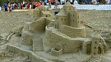 Ad Alassio gli architetti della sabbia