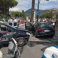Sparatoria in strada a Pietra Ligure, ferito un passante