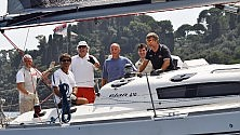 Nair taglia il traguardo di Portofino 200 miglia