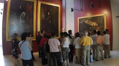 La pioggia fa bene ai musei +10% di visitatori rispetto al 2013