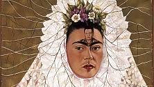 Frida, falce martello e quadri d'amore