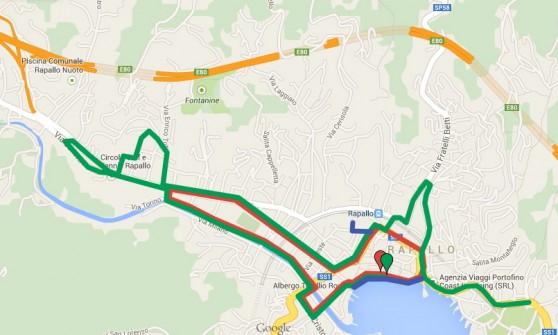 Ciclismo e handbike, polemiche per Rapallo zona rossa