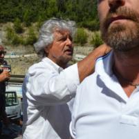 """Sanremo, Grillo a Collette Ozotto, """"Discariche, metodo che non funziona più"""""""