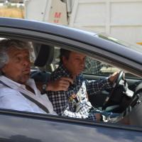 Sanremo, Grillo alla discarica di Collette Ozotto