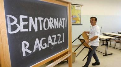 Primo giorno di lezioni: pochi prof L'emergenza è il sostegno