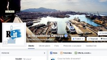 Repubblica Genova, diecimila amici  per la pagina Facebook