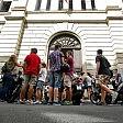 """""""La scuola non si vende"""" in piazza studenti e prof"""