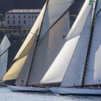 Le 'signore del mare' gareggiano nel golfo di Portofino
