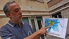 Videoprevisioni : occhio ai temporali    Ass. ligure di Meteorologia :  l'analisi     L'archivio  delle  videoprevisioni