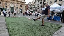 In piazza  Matteotti il rigore è contro la guerra